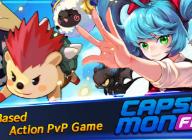 올엠, 자체 개발 신작 게임 '캡슐몬 파이트' 글로벌 출시일 확정