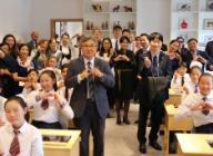 스마일게이트 희망스튜디오, 몽골 글로벌 희망학교 개소