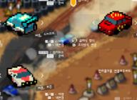 레트로풍 랠리크로스 게임 '슈퍼 픽셀 레이서즈' 정식 출시 및 예약 판매 예정
