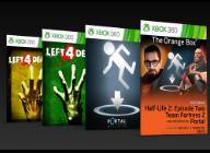 클래식 밸브 게임 4종, 인핸스드 Xbox 360 하위 호환 게임 추가
