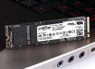 대원CTS, NVMe PCIe 기반 SSD 마이크론 Crucial P1 M.2 2280 출시