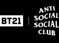 라인프렌즈, 'Anti Social Social Club(안티 소셜 소셜 클럽)'과 컬래버레이션 글로벌 런칭