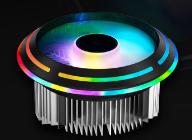 브라보텍, 플라워형 RGB LED 튜닝 CPU 쿨러 JONSBO CR-901 ARGB 출시