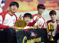 액토즈 스타즈 레드, PAI 2019 우승…아시아 제패