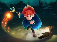 '미스트랄리아의 마법사' 한국어판 Nintendo Switch™ 출시 및 프로모션 진행