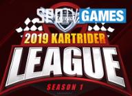 스포티비 게임즈, '2019 카트라이더 리그 시즌1' 7주차 생방송