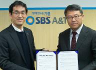 캐논, SBS A&T와 융복합콘텐츠 활성화 위한 업무 협약 체결