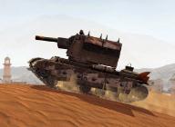 '월드 오브 탱크 블리츠', 코믹북 '탱크걸' 스타일 특별 전차 출시