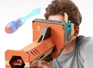닌텐도 라보: VR 키트, 어떤 게임을 즐길 수 있나