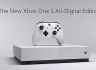 다운로드 전용 Xbox One S 등 Xbox 인사이드 소식
