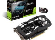 에이수스(ASUS), 새로운 GeForce GTX1650 시리즈 그래픽카드 출시